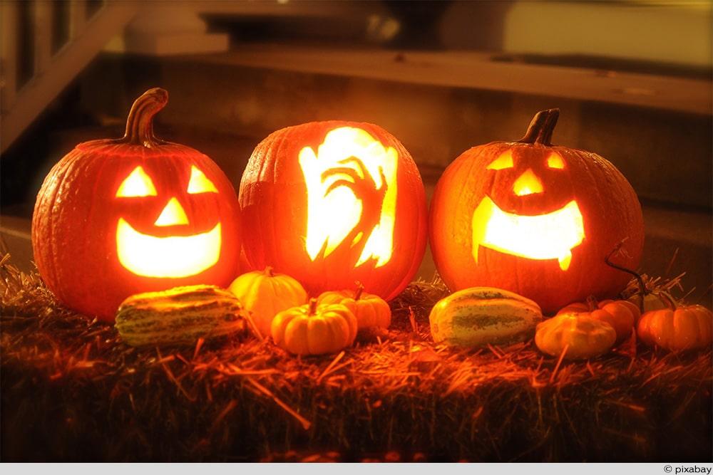 Halloween Laterne