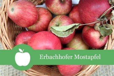 Erbachhofer Mostapfel