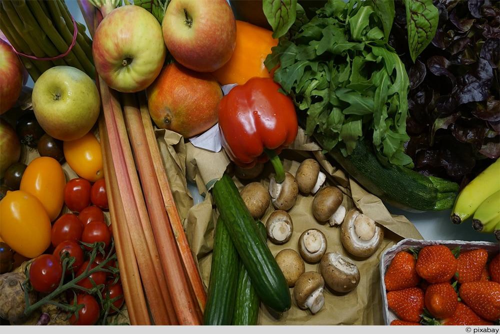 10 vitaminreiche Lebensmittel bei Fructoseintoleranz