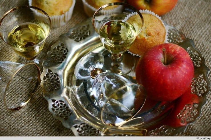 Obstlikör Apfel