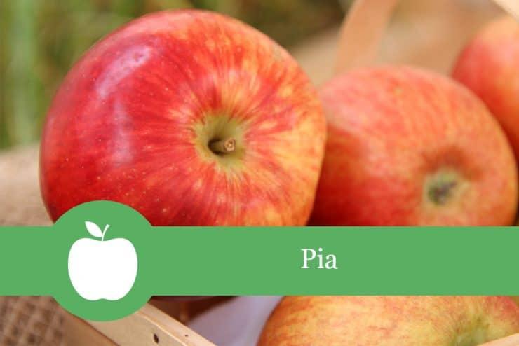 Pia Apfelsorte