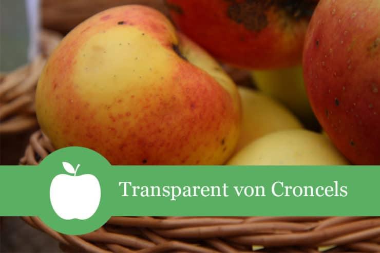 Transparent von Croncels